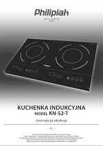 Kuchenka Indukcyjna Kn S2 T Philipiak Milano