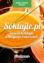 Soktajle.pl - Karol Okrasa poleca świeżekoktajlewarzywne iowocowe