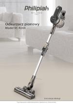 Odkurzacz pionowy VC-R204