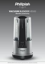 Vacuum Blender VB500